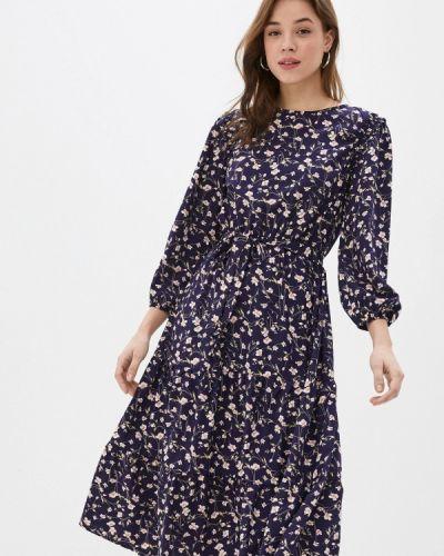 Платье - синее Froggi