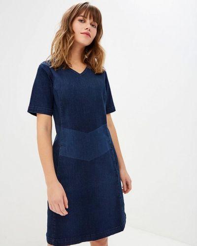 Джинсовое платье осеннее Lee