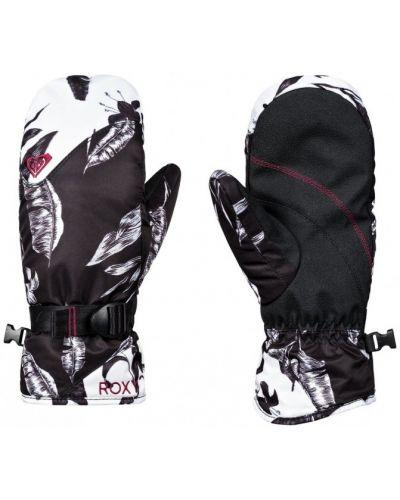 Черные перчатки Roxy