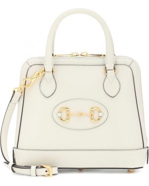 Кожаная сумка маленькая сумка-тоут Gucci
