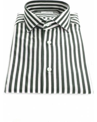Czarna koszula casual Bagutta