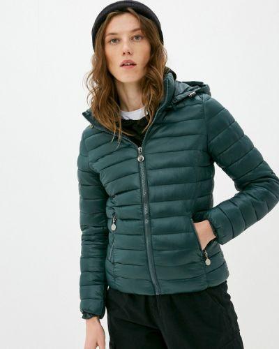 Утепленная куртка - зеленая Z-design