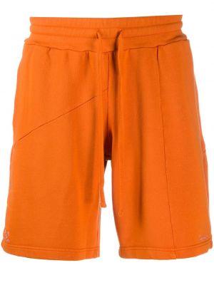 Шорты с карманами - оранжевые Retrosuperfuture