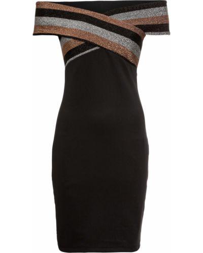Коктейльное платье с вырезом с декольте Bonprix