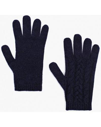 Синие перчатки текстильные United Colors Of Benetton
