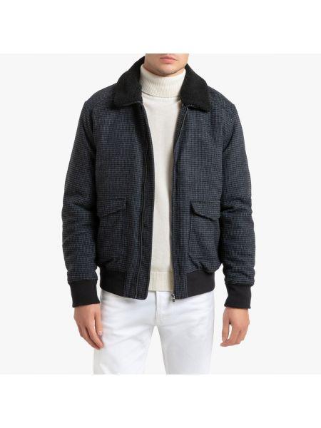 Куртка-пилот - серая La Redoute