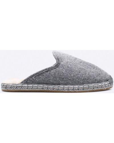 Серые сандалии текстильные Marc O'polo