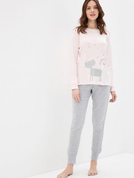 Пижама пижамный розовый Cotonella