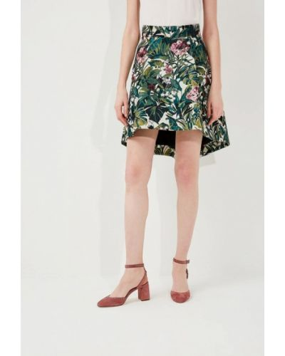 Зеленая юбка Liu Jo