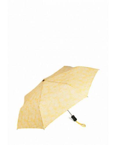 Желтый зонт складной C-collection
