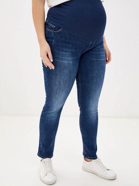 Синие джинсы Euromama