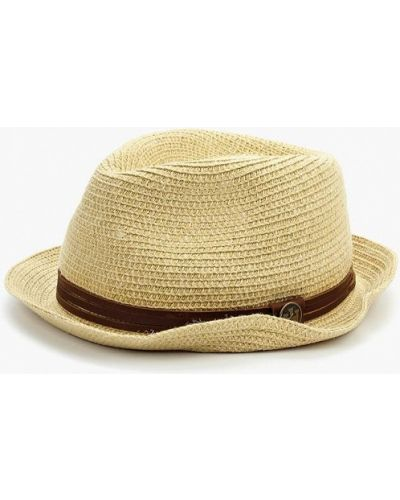 Бежевая шляпа Goorin Brothers
