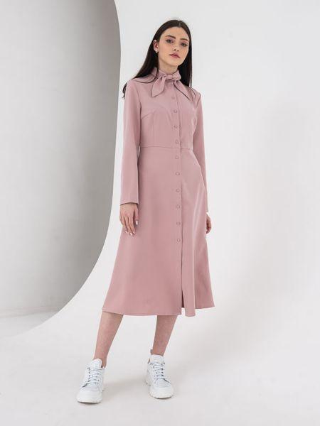 Брендовое платье для офиса Vovk