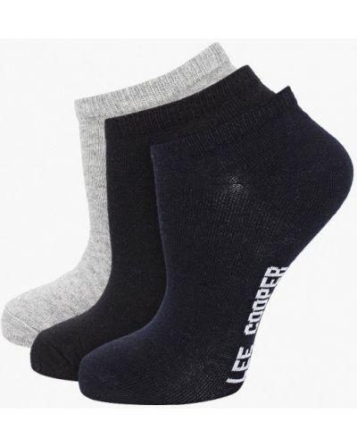 Черные носки Lee Cooper