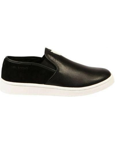 Sneakersy - czarne Neil Barrett
