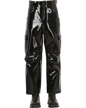 Czarne spodnie ciążowe Last Heirs