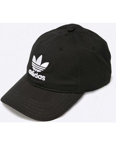 Шапка хлопковая черный Adidas Originals