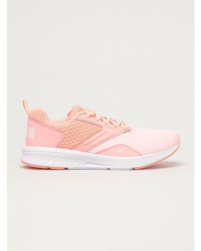 Sneakersy na platformie sznurowane Puma