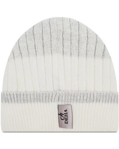 Biała czapka Deha