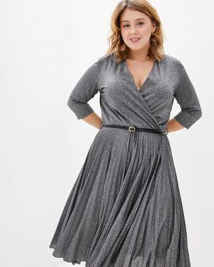 Вечернее платье - серебряное Kitana By Rinascimento