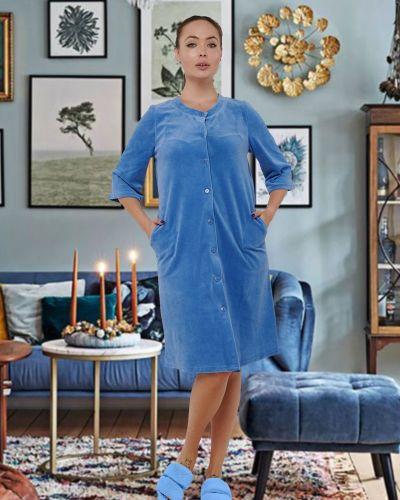 Домашний халат Mix-mode