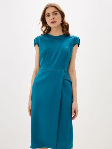 Вечернее платье - бирюзовое Nemes