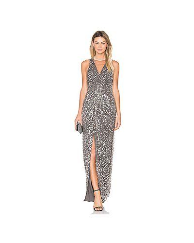 Вечернее платье с пайетками на торжество X By Nbd