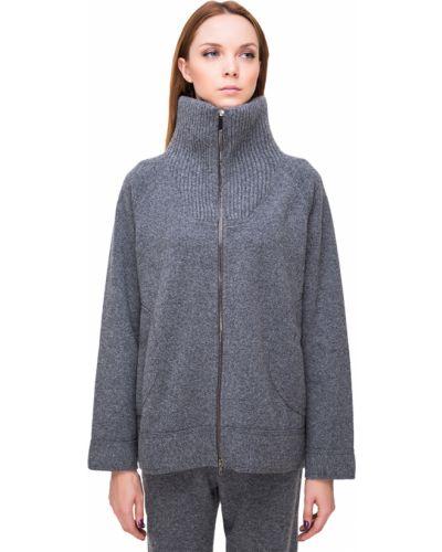 Куртка осенняя серая Tsarevna