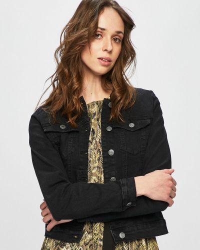 Джинсовая куртка укороченная на пуговицах Vero Moda
