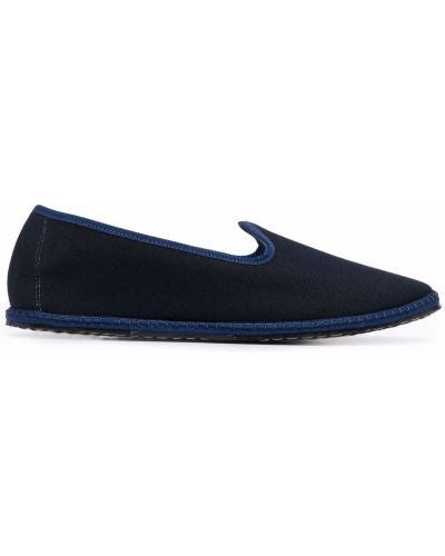 Niebieskie loafers Vibi Venezia
