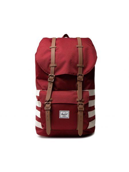 Czerwona torebka Herschel