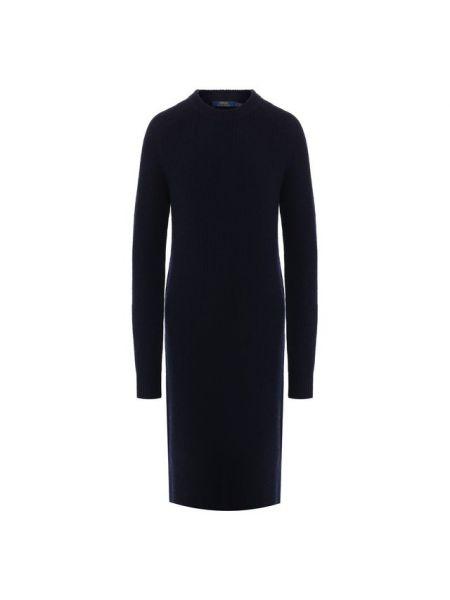 Платье шерстяное кашемировое Polo Ralph Lauren