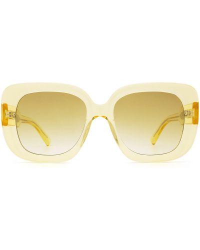 Żółte okulary Chimi