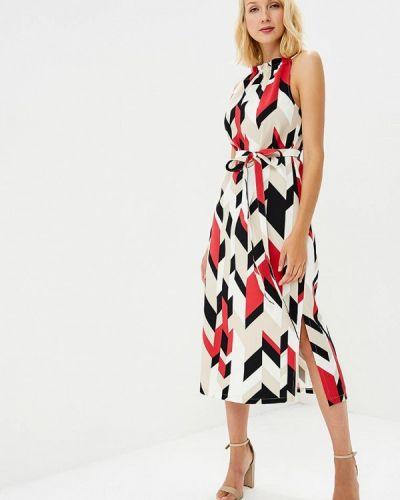 Платье бежевое Pepen