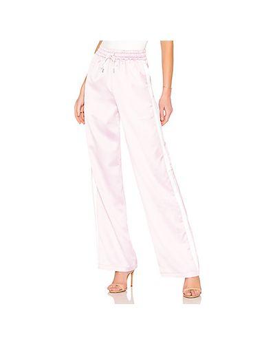Фиолетовые брюки пижамные Majorelle