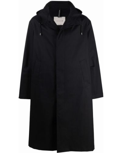 Płaszcz przeciwdeszczowy - czarny Mackintosh