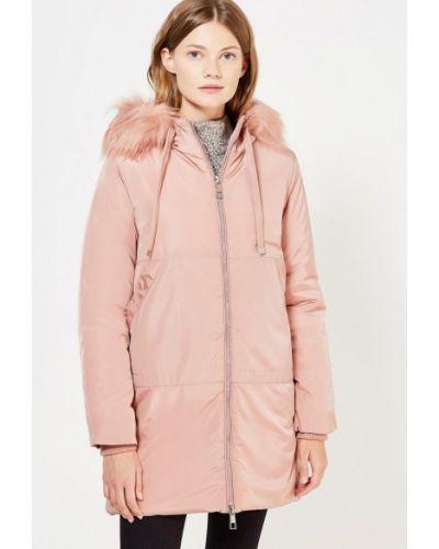 Утепленная куртка - розовая Fascinate