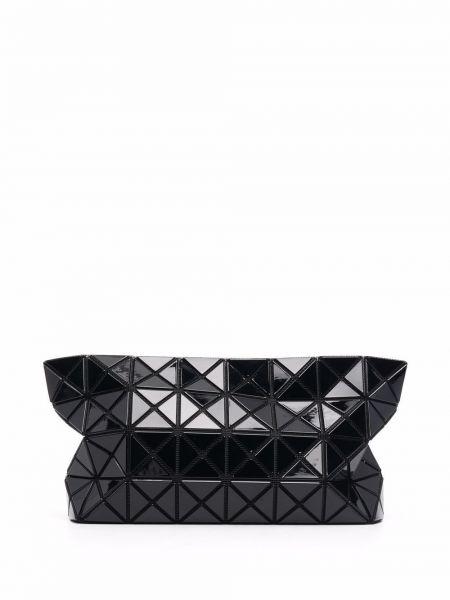 Czarna torebka z nylonu Bao Bao Issey Miyake