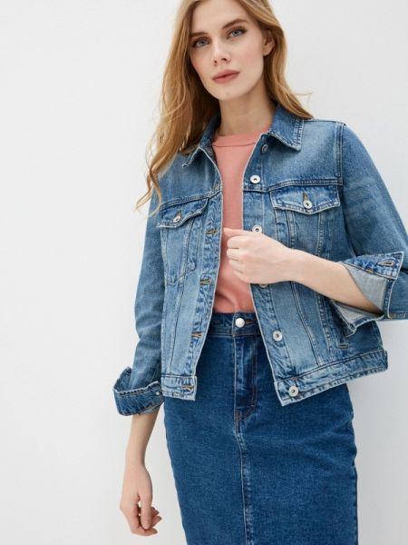 Джинсовая куртка - голубая Marks & Spencer