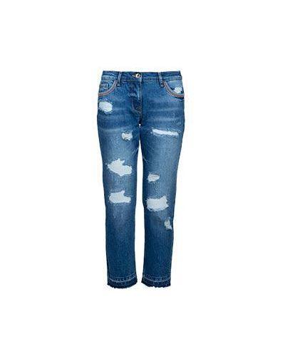 Синие джинсы Patrizia Pepe