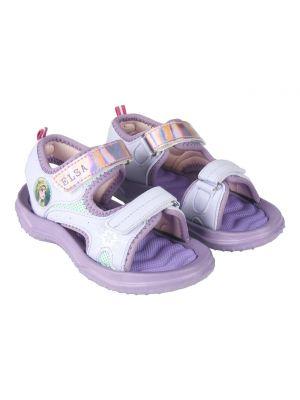 Sandały sportowe - liliowe Frozen Ii