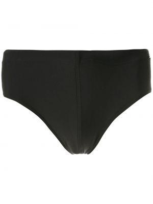 Черные плавки с поясом Amir Slama