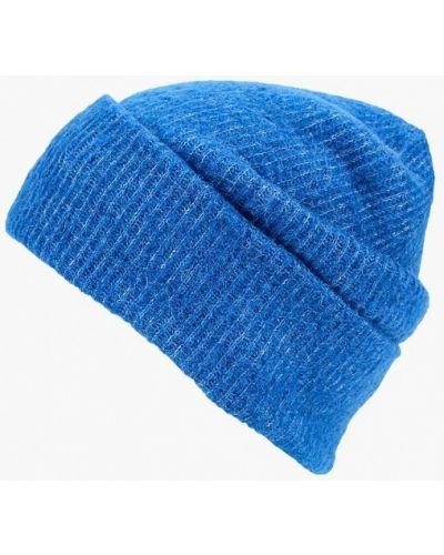 Синяя шапка осенняя Pieces