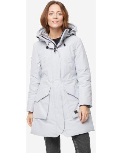 Куртка вельветовая - серая Bask