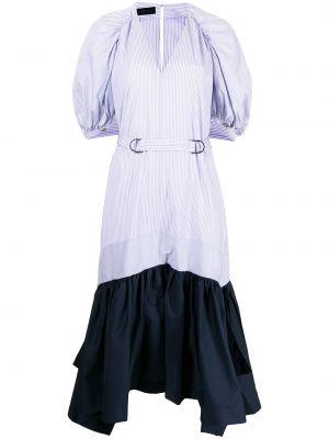 Платье мини короткое - фиолетовое Eudon Choi