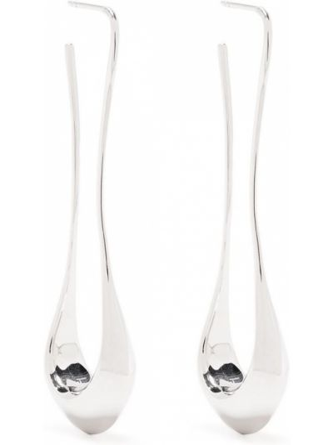 Kolczyki sztyfty srebrne Lemaire