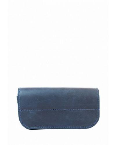 Синий футляр для очков Incarne