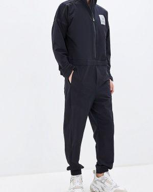 Комбинезон черный Calvin Klein Performance