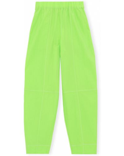 Joggery - zielone Ganni