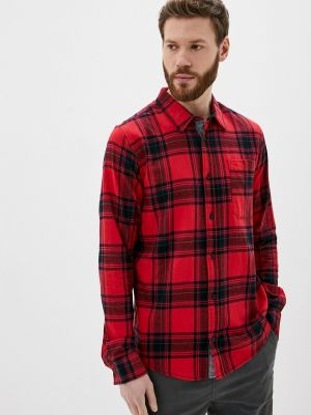 Красная рубашка Sublevel